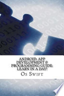 Android App Development & Programming Guide