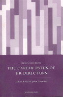 The Career Paths of Human Resources Directors