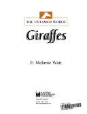 Giraffes Book