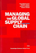 Managing the Global Supply Chain