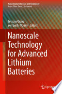 Nanoscale Technology For Advanced Lithium Batteries Book PDF
