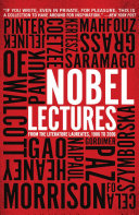 Nobel Lectures