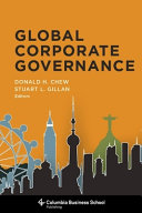 Global Corporate Governance Book