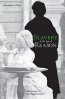 Slavery in the Age of Reason