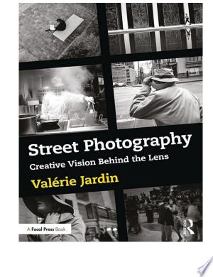 Street+PhotographyWith both training and preparation, a street photographer needs to make rapid decisions; there may only be a fraction of a second to immortalize a moment in time that has never happened before and will never happen again. This is where Street Photography: Creative Vision Behind the Lens comes in. Follow Valérie Jardin on an inspiring photo walk around the world. After an overview of the practical and technical aspects of street photography, Valérie takes you along on a personal photographic journey as she hits the streets of her favorite urban haunts. She shows you the art of storytelling through her photographs, from envisioning the image to actually capturing it in the camera. Learn about the technical and compositional choices she makes and the thought process that spurred the click of the shutter.? Perfect for both the new photographer excited to capture the world around them and for the experienced street photographer wishing to improve their techniques and images, Street Photography requires no special equipment, just a passion for seeing and capturing the extraordinary in the ordinary.