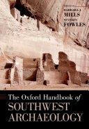 The Oxford Handbook of Southwest Archaeology - Seite 243