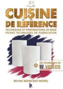 LA CUISINE DE REFERENCE [Pdf/ePub] eBook