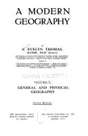 General And Physical Geography