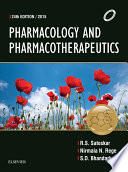 Pharmacology and Pharmacotherapeutics - E-Book