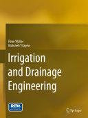 Irrigation and Drainage Engineering Pdf/ePub eBook