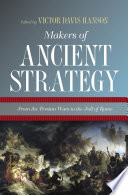 Makers of Ancient Strategy