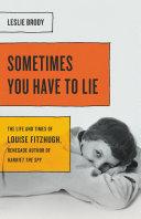Sometimes You Have to Lie Pdf/ePub eBook
