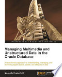 Managing Multimedia and Unstructured Data in the Oracle Database Pdf/ePub eBook
