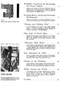 Freedom from Hunger Book PDF
