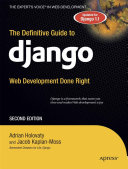 The Definitive Guide to Django Pdf/ePub eBook