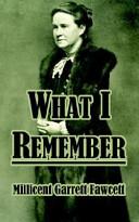 What I Remember Book PDF