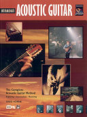 Complete Acoustic Guitar Method  Intermediate Acoustic Guitar