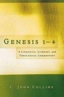 Genesis 1-4