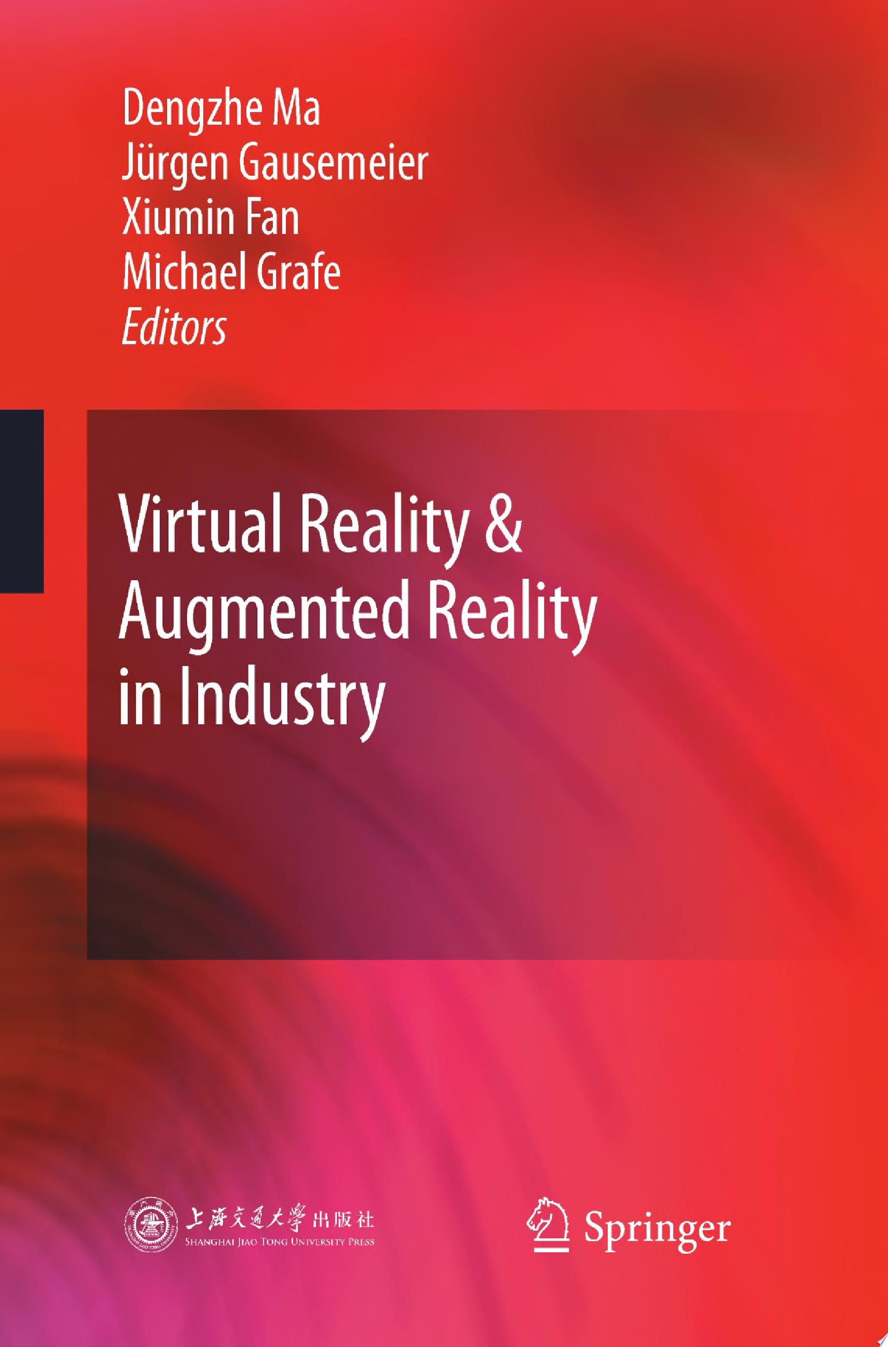 Virtual Reality   Augmented Reality in Industry