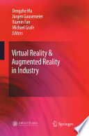Virtual Reality Augmented Reality In Industry Book PDF