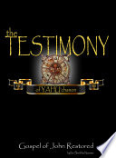 The Testimony of Yahuchanon