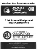 Annual Reciprocal Meat Conference  Proceedings Book