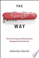 The Google Way Book PDF