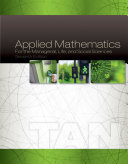 Applied Mathematics for the Managerial, Life, and Social Sciences Pdf/ePub eBook