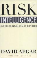 Risk Intelligence