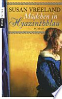 Mädchen in Hyazinthblau