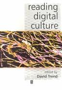 Reading Digital Culture Book PDF