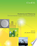 Assessing and Measuring Environmental Impact and Sustainability Book