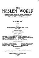 Pdf The Moslem World