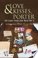 Love   Kisses  Porter Book
