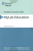 MyEducationLab with Enhanced Pearson EText    Access Card    for Teaching Students Who Are Exceptional  Diverse  and at Risk in the General Education Classroom