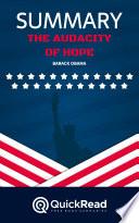 The Audacity of Hope by Barack Obama  Summary