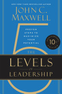 Pdf The 5 Levels of Leadership Telecharger