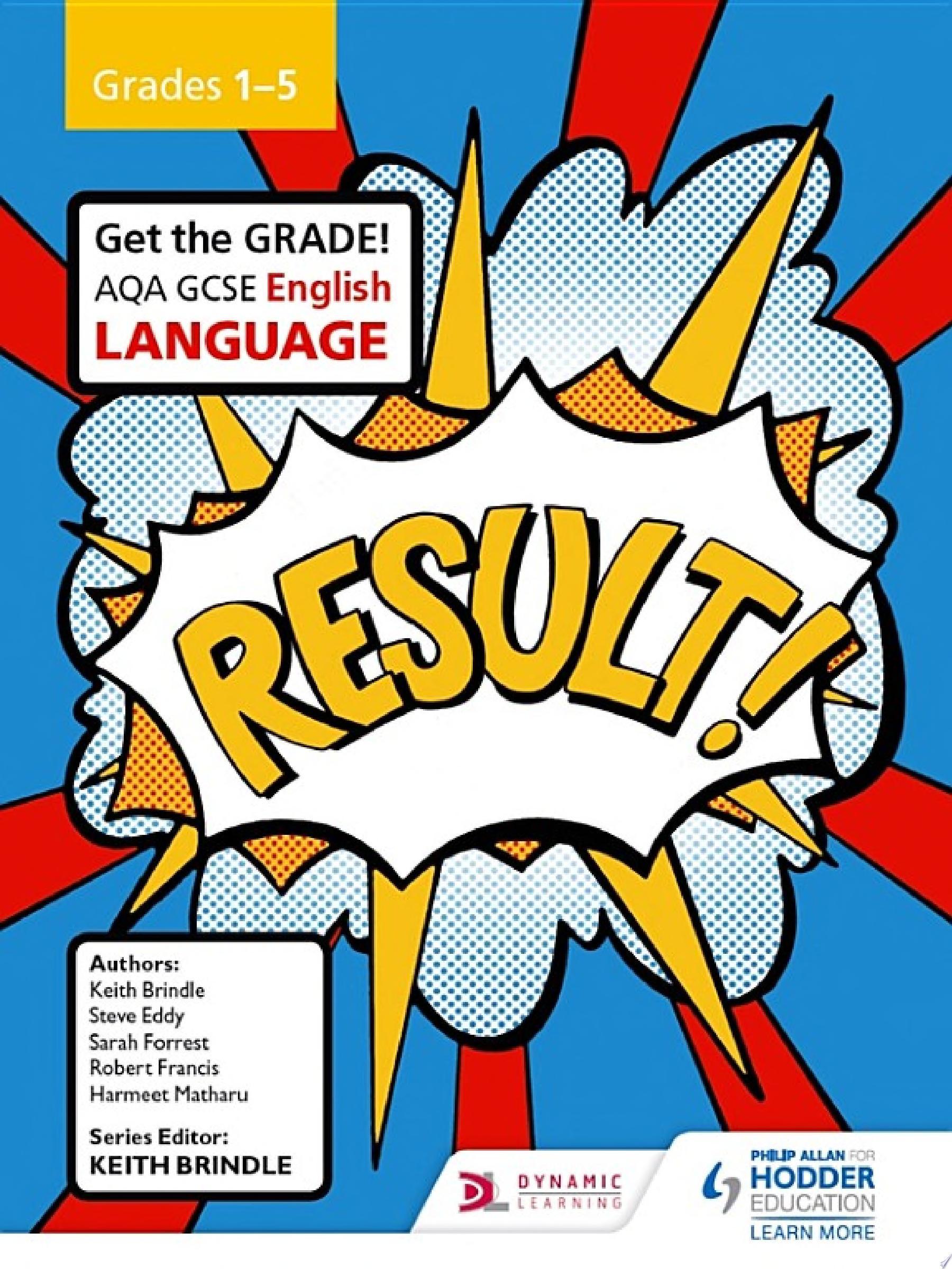 AQA GCSE English Language Grades 1 5 Student Book