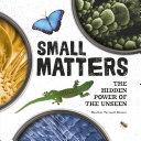 Pdf Small Matters