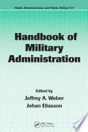 Handbook of Military Administration