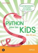 Pdf Python pour les kids Telecharger