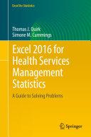 Excel 2016 for Health Services Management Statistics