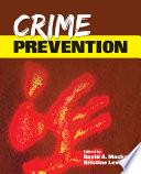 Crime Prevention Book
