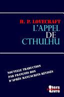 L'appel de Cthulhu ebook