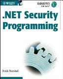 NET Security Programming