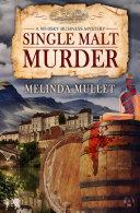 Single Malt Murder