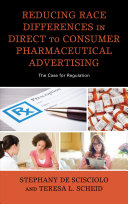 Reducing race differences in direct-to-consumer pharmaceutical advertising: the case for regulation