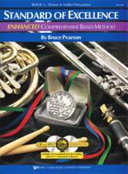 Standard of Excellence Drums and Mallet Percussion Book 2