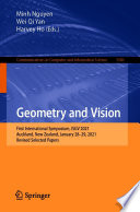 Geometry and Vision