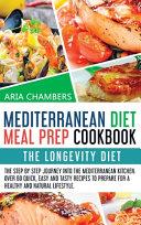 Mediterranean Diet Meal Prep Cookbook Book PDF